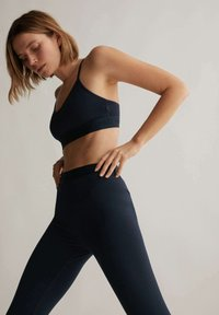 OYSHO - Leggings - dark blue - 4