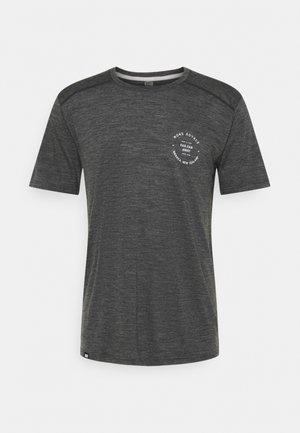 VAPOUR - T-Shirt print - smoke