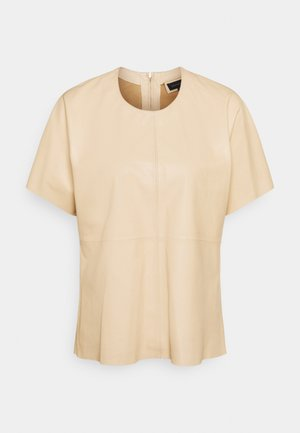 ANGELINA - Blouse - light beige