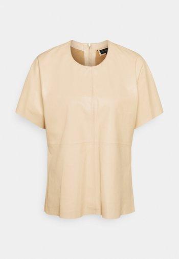 ANGELINA - Blouse - light beige