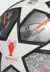 adidas Performance - FINALE 21 20TH ANNIVERSARY UCL COMPETITION FOOTBALL - Voetbal - white - 2