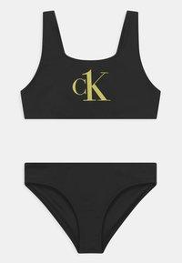Calvin Klein Swimwear - SET - Bikini - black - 0