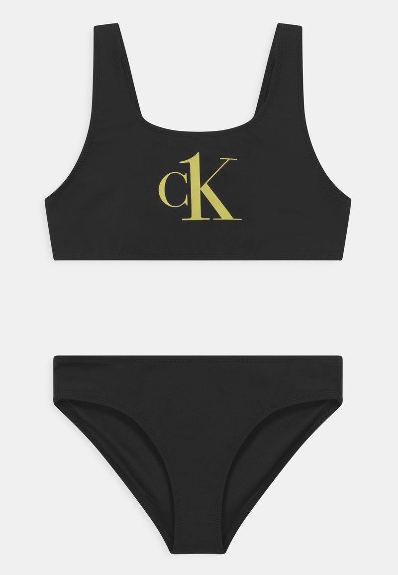 Calvin Klein Swimwear - SET - Bikini - black
