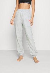 Diesel - UFLB-TOOL - Pyjama bottoms - grey - 0