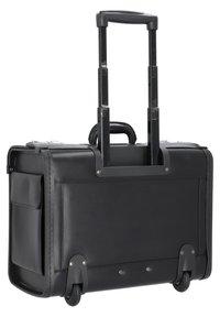 Alassio - Wheeled suitcase - black - 1