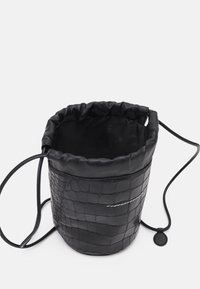 MM6 Maison Margiela - BORSA TRACOLLA - Across body bag - black - 3