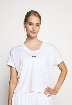DRY - T-shirts med print - white/black