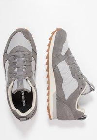 Merrell - ALPINE - Kävelykengät - charcoal/paloma - 1