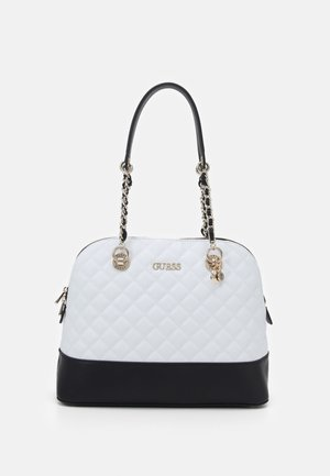 HANDBAG ILLY DOME SATCHEL - Handbag - white/multi