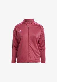 adidas Performance - TIRO  - Training jacket - pink - 7