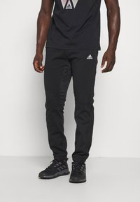 adidas Performance - PANT - Tracksuit bottoms - black - 0