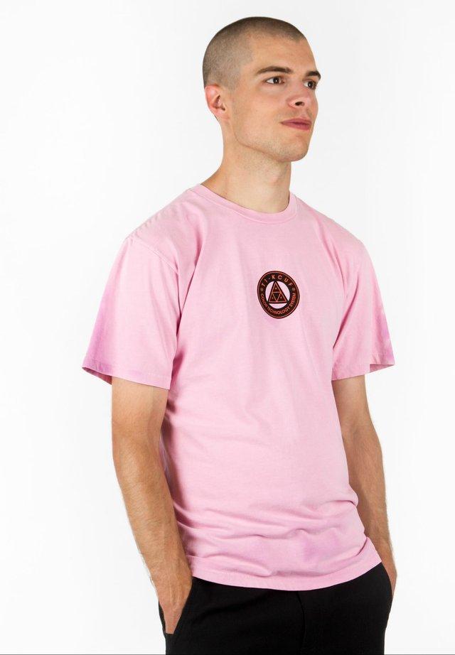 T-SHIRT COLOR TECH TT - T-shirt print - violet