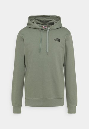 SEASONAL DREW PEAK LIGHT - Hoodie - agave green