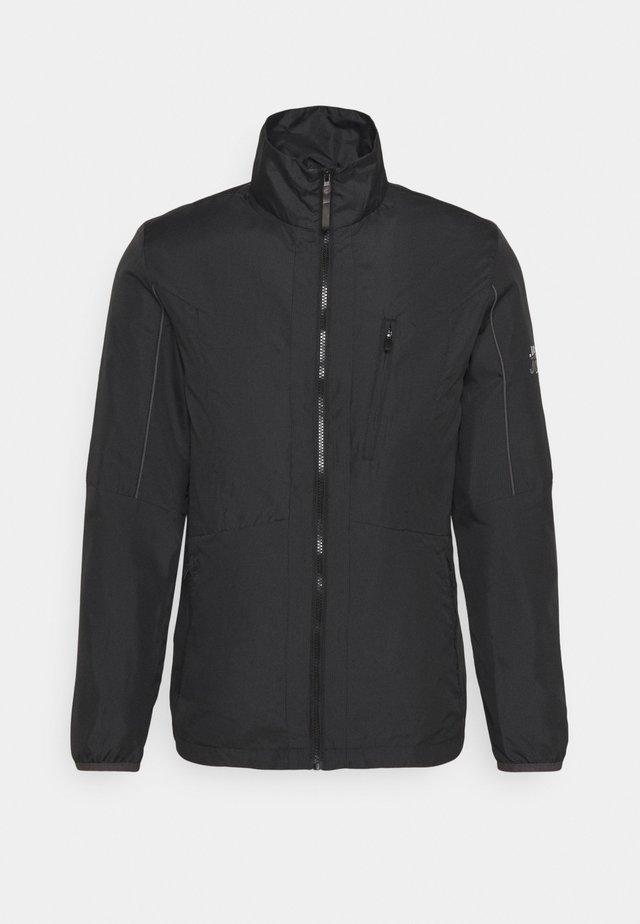 JCOCARSON LIGHT JACKET COLLAR - Light jacket - black