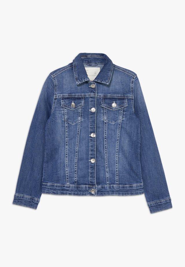 Denim jacket - ensign blue