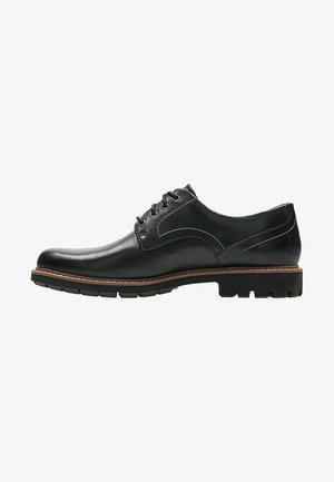 BATCOMBE HALL - Sportieve veterschoenen - black