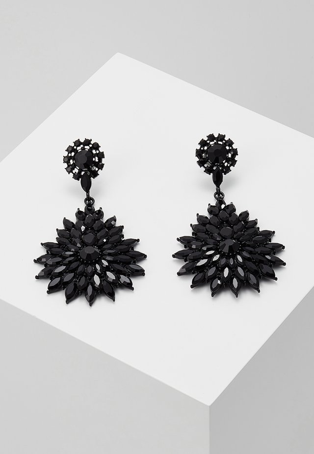 CIANA - Earrings - schwarz