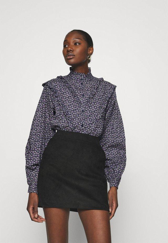 CHELSEA BLOUSE - Button-down blouse - navy