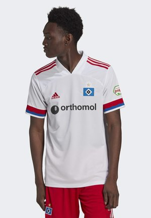 HAMBURGER SV HOME JERSEY - Club wear - white