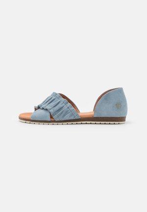 CANDY - Sandals - light blue