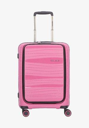 MOTION - Wheeled suitcase - rose