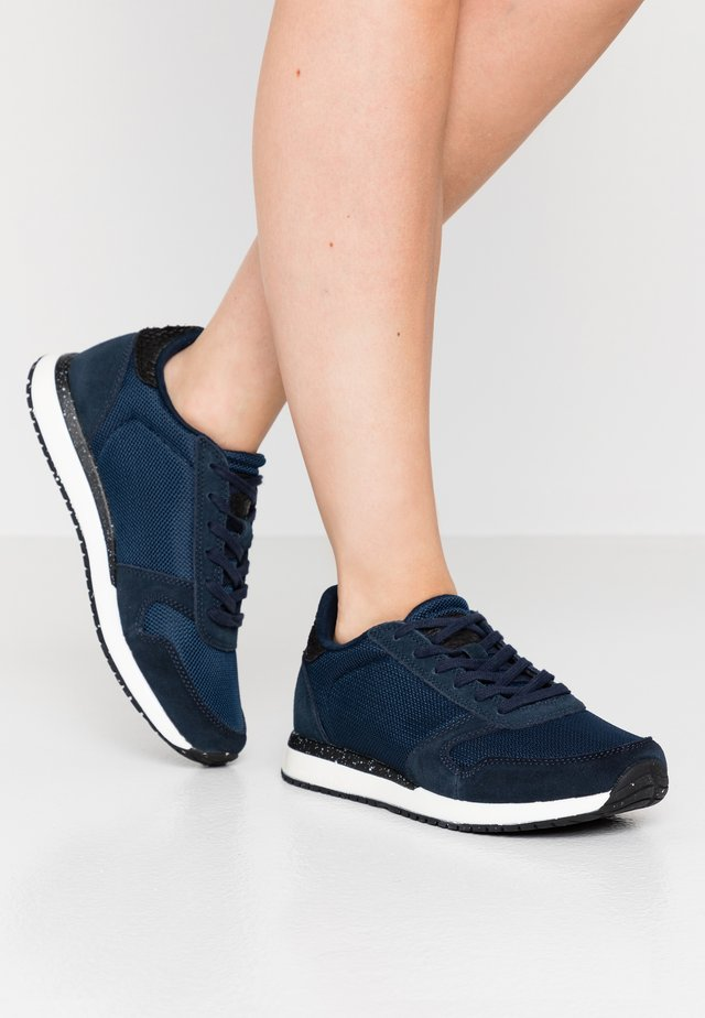 YDUN FIFTY - Sneakers laag - navy