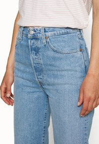 Levi's® - RIBCAGE STRAIGHT ANKLE - Straight leg jeans - tango gossip - 4