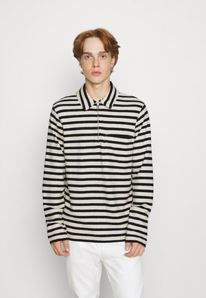 SWEATER - Bluza - black stripe