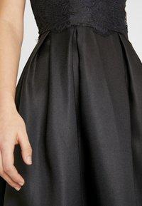 Chi Chi London - GARCIA DRESS - Ballkjole - black - 6