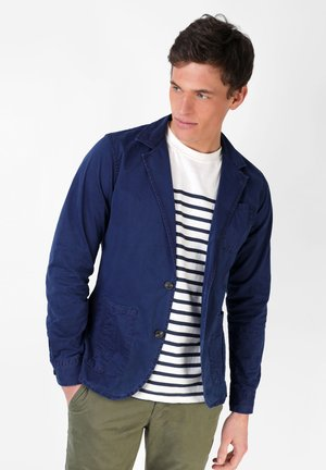 OSAKA - Blazer jacket - navy