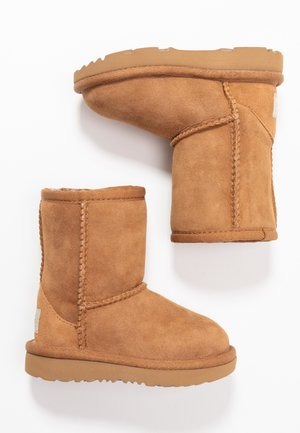CLASSIC II - Zimní obuv - chestnut