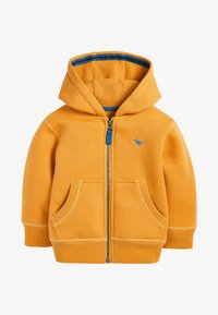 Next - ESSENTIAL - Zip-up hoodie - yellow - 0