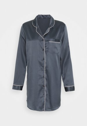 PYJAMA DRESS - Nattskjorte - nine iron