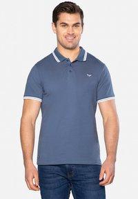 Threadbare - THREADBARE POLO SHIRT ALFIE 3ER PACK - Polo shirt - mehrfarbig - 0