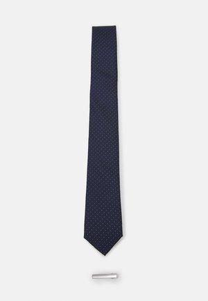 JACSONNY TIE BOX SET - Tie - navy blazer