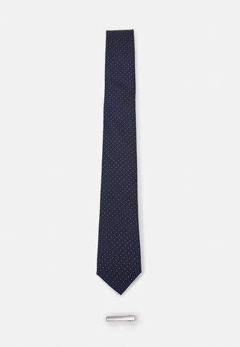 JACSONNY TIE BOX SET - Cravatta - navy blazer
