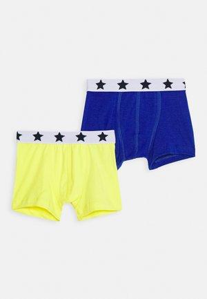 BOXERS 2 PACK - Panties - multicoloured