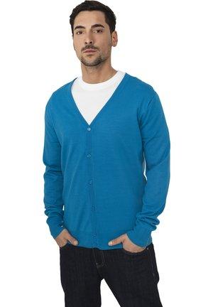 Kardigan - turquoise