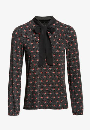 SUGAR ROSE  - Blouse - schwarz allover
