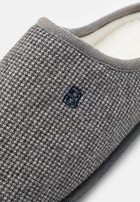 Burton Menswear London - BORG MULE - Slippers - mid grey - 5