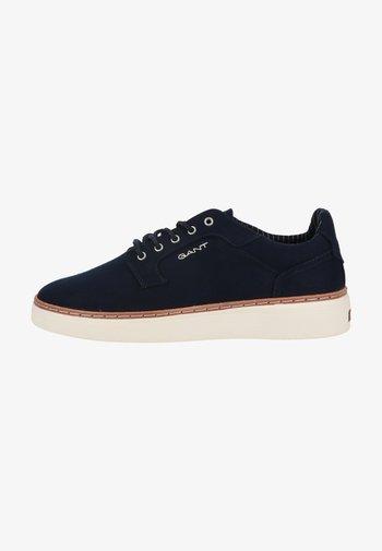 Chaussures à lacets - marine