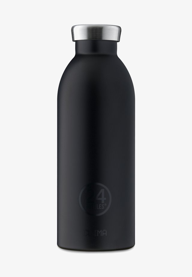TRINKFLASCHE CLIMA BOTTLE BASIC - Drink bottle - schwarz