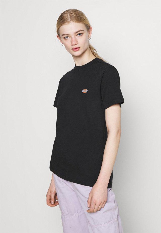 MAPLETON TEE - T-shirt print - black