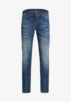 SLIM FIT JEANS GLENN FOX BL 955 - Slim fit -farkut - blue denim