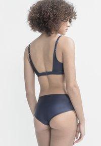boochen - AMAMI - Bikini top - dark blue - 2