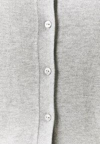 Marks & Spencer London - CREW CARDI PLAIN - Cardigan - grey - 5