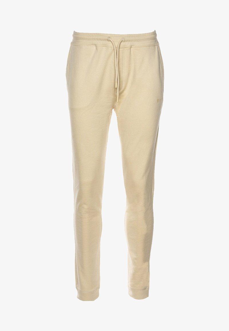 BOSS CASUAL - Pantalon de survêtement - off white