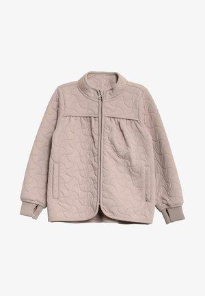 Winter jacket - dark powder