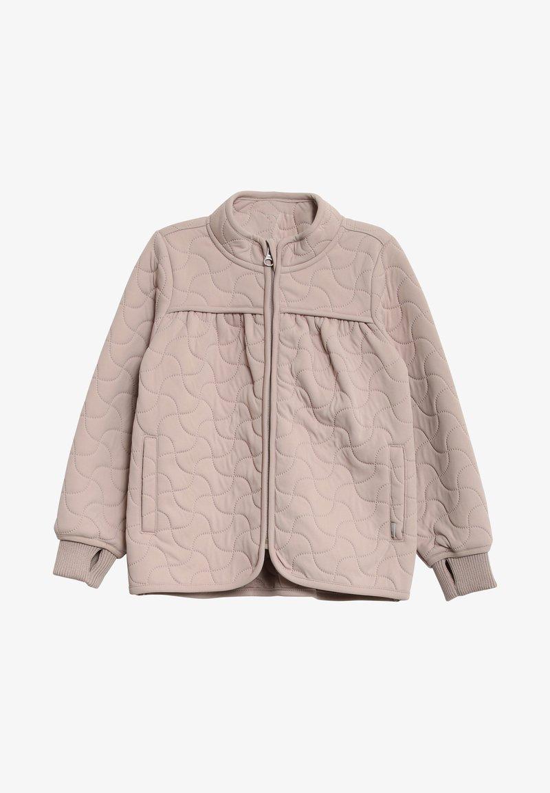 Wheat - Winter jacket - dark powder