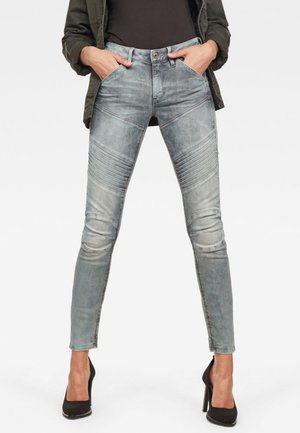 5620 CUSTOM MID SKINNY - Jeans Skinny Fit - grey denim